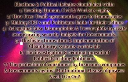 Political-debates